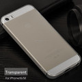 High quality Solid color soft silicone tpu case cover for iphone 5 5s se