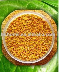 Food grade pure tea flower bee pollen from Chinese supplier