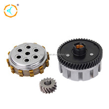 Motorcycle AX100 Clutch Driven Gear Set OEM quality , AX100 Clutch for Motor