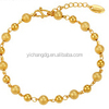 High Quality Metal 24k Gold Bracelet