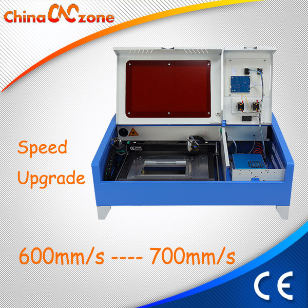JK3020 40W Mini Laser Stamp Engraving Machine
