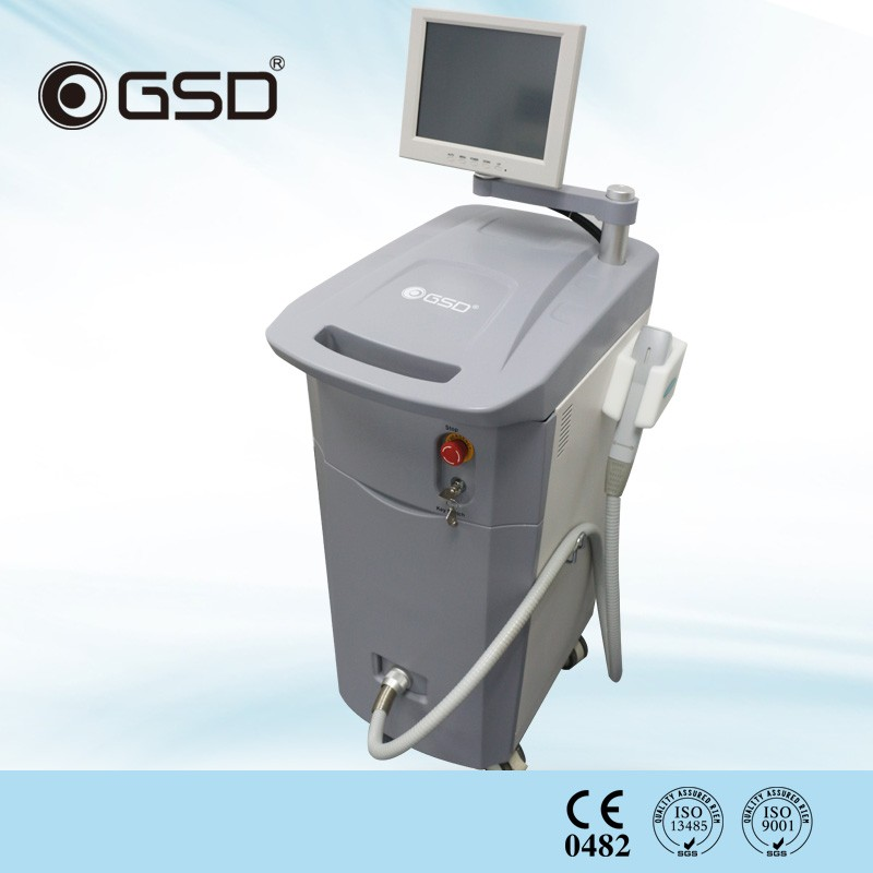 2016 High Quality 810nm Diode Laser Hair Removal Machine aesthetics laser equipment