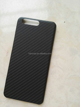 100% real carbon fiber mobile phone cover case for P10 / P10 plus