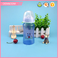 Baby Products Suppliers China Anti Explosion Borosilicate Glass Water Bottles Design