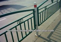 Different diameter fence wire mesh powder coating