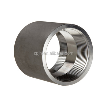 carbon steel black steel pipe coupling thread coupling