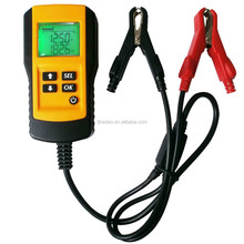 Battery Analyzer 12v Battery Charger Tester Meter Digital Battery Analyzer