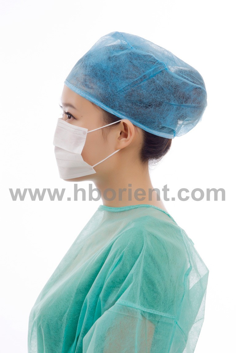 Sterile disposable PP 2ply 3ply comfortable face mask