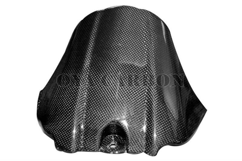 Carbon Fiber motorcycle parts Rear Hugger for Suzuki GSXR1000 05-06