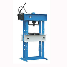 manual type 50T hydraulic punching press