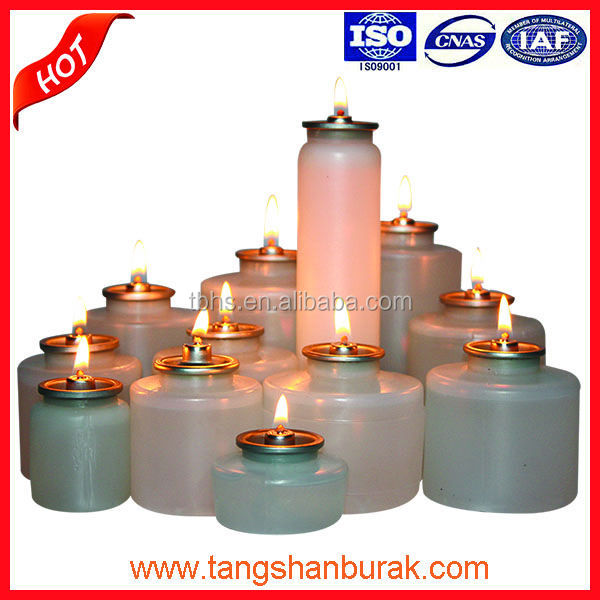 Multipurpose Lamp Oil Burning Candle