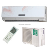 heating cooling unit one room super thin air conditioner split type aircon