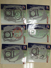 Motorcycle Engine Gasket series set for CG125/WY125/GN125/CBT125