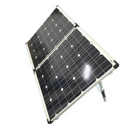 12V 200W Monocrystalline Silicon Solar System Portable Folding Solar Panels For Sale
