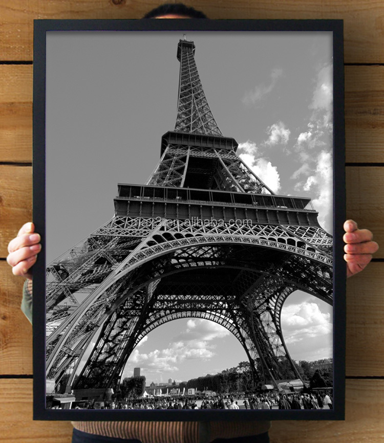 Home Decoration Wall Art Painting decorative Pictures For Bedroom Livingroom Paris City Eiffel Tower