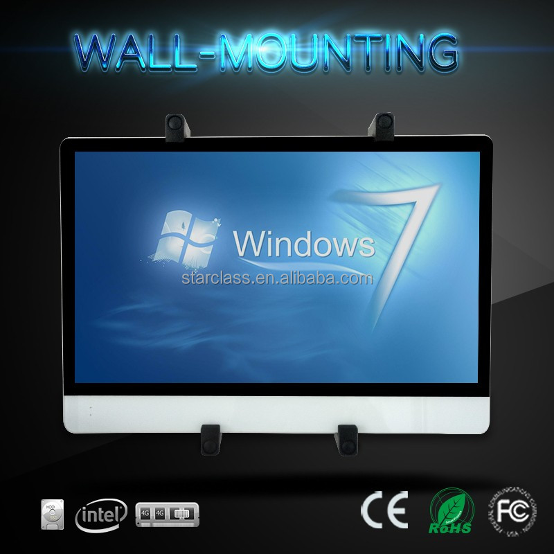 none Display Type and Intel Processor Brand USED DESKTOP COMPUTER