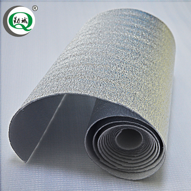 EPE foam insulation mater laminated aluminum foil metal building