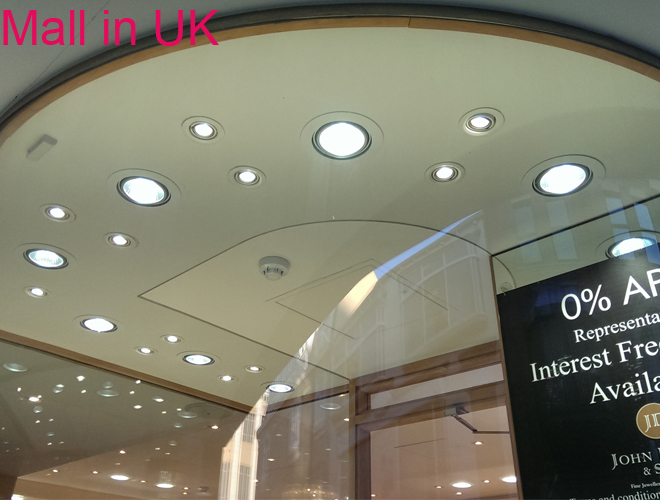 White/silver/black led lights home 10w Ra 80/90/95 round ceiling light