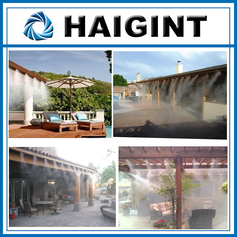 HAIGINT High Quality Stainless Steel Agricultur Spray Pump