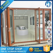 China Price Sound Proof Folding Cabinet Doors