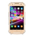 5 inch Quad Core 1.2Ghz smart phone 8 GB latest projector mobile phone