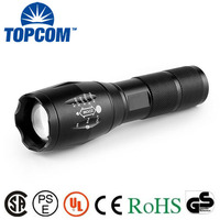 Grow in the dark Military Grade tactical flashlight G700