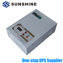Sunshine Home Appliance 10Kv Automatic Servo Controlled Voltage Stabilizer Circuit