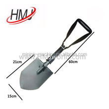 portable camp shovel multi tool with Nylon bag