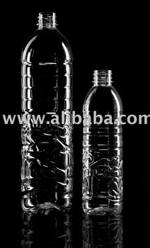 Pet Preform And Bottle