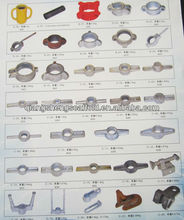 580g High grade screw jack nut