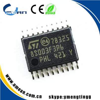 electronic components ic chip STM8S003F3P6