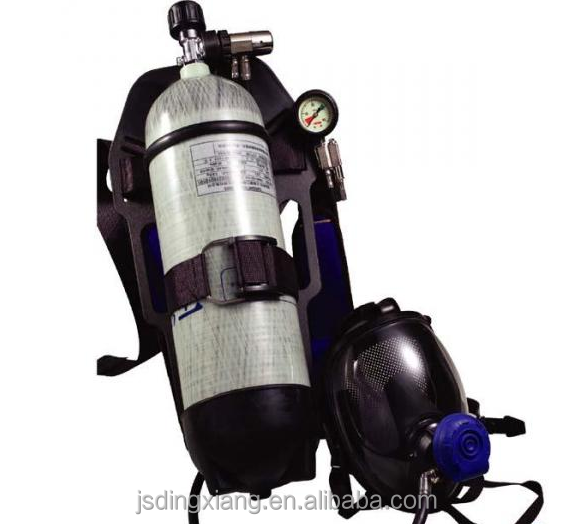 RHZKF Self-contained Positive Pressure Air Breathing Apparatus for Fire-fighting