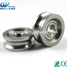 6x19x8mm S625ZZ stainless steel rollers for car sliding gates