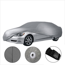 Car Cover 2017 High Quality Car Cover Heat Insulation UV Resistance Heat Hail Sun Protection Waterproof Car Cover