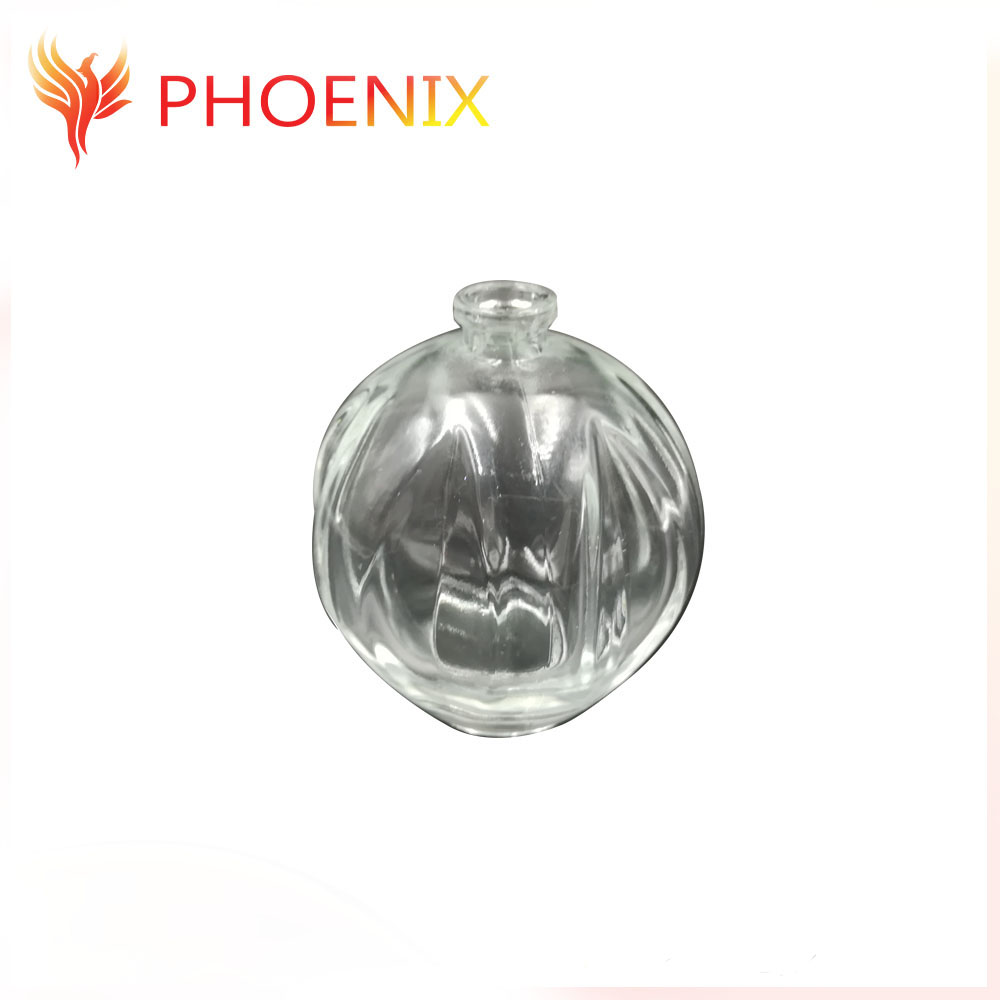 70ml 80ml 90ml 100ml Factories Popular Magnetic Round Glass Perfume Bottle