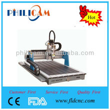 China economical mini cnc router/table top engraving machine