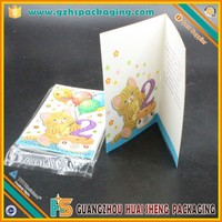 Wholesale Luxury Handmade Decoration Birthday Greeting Card Custom Paper Wedding Cards