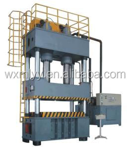 High quality Low Price 2500 T Flour Column Hydraulic EMBOSSING Press
