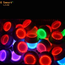 Cute Symbols LED Finger Ring with Flashing Lighting for Party and Events