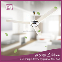 Cheap ceiling fan with high rpm, 5 speed 56 inch ceiling fan