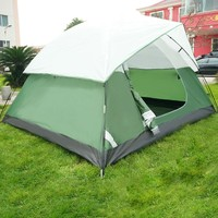 Folding Family Backpacking Nature Hike Bed Camping Tent
