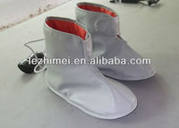 LM-705 Vibration Electronic Massage Shoes with Heat