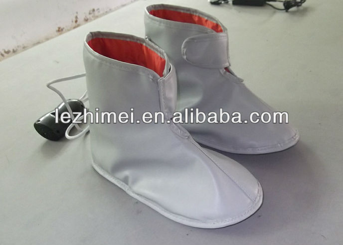 LM-810 Vibration Electronic Massage Shoes with Heat