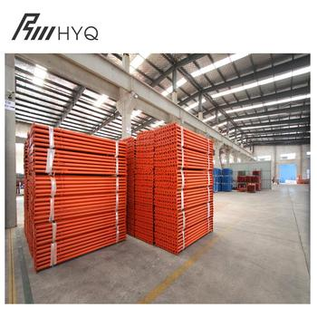 good price Galvanized steel prop scaffolding pipe from China factory