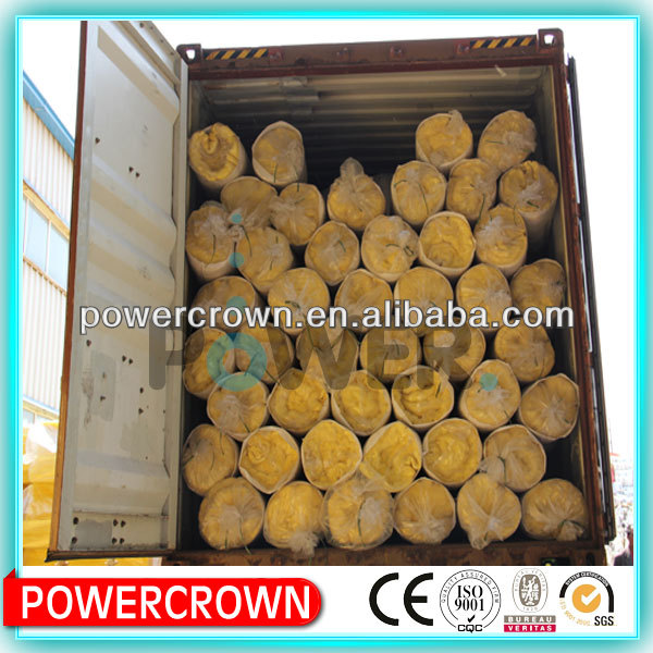 Steel construction insulation material, glass wool blanket, loose cellulose fiberglass wool insulation