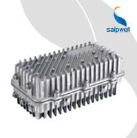 SAIP/SAIPWELL 360*167*165mm Hot Selling Low price Aluminum Extrusion Enclosure Electronics