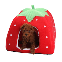 High Quality Kennel For Dogs Soft Comfortable Sponge Dog Kennel Foldable Dog House