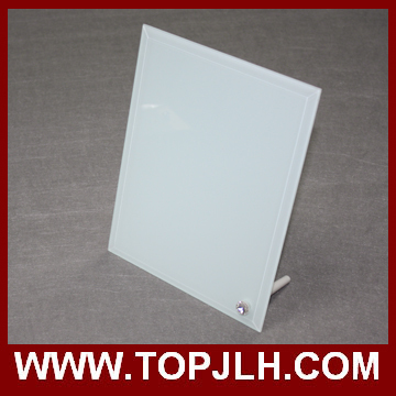 New Arriving Tempered Glass Photo Frame Factory Supply