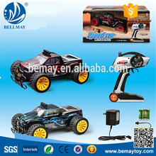 2.4G all-metal gear and rngineering nylon achieving purposes High speed car full-scale four-wheel driving system