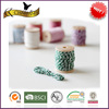 2014 the most popular in North American market colorful 100% cotton hand knitting yarn made in China at cheap price